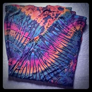 Tie Dyed Lounge Pants